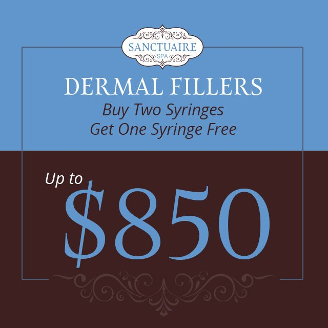 Dermal Fillers Promotion